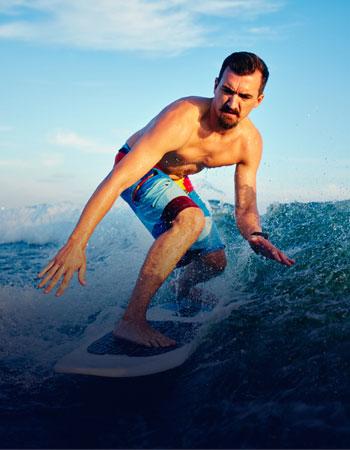 Surf is looking good!